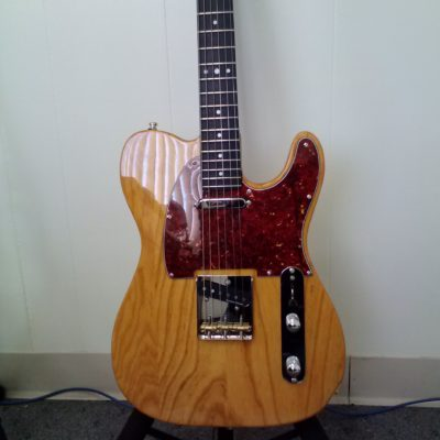 T-Style, Swamp Ash Body, Made for Dereh St. Holmes (See the Player's Page)