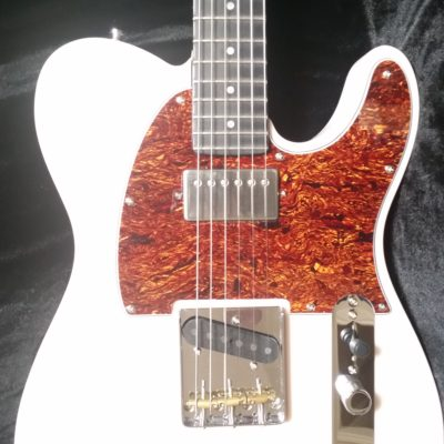 Alder Body, Vintage Bridge, Seymour Duncan Antiquity Humbucker Neck, Jerry Donahue Bridge Pickup